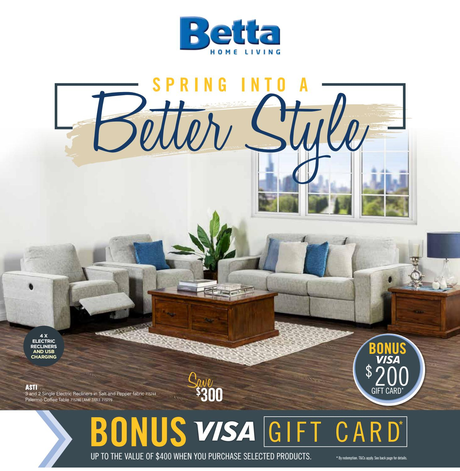 Betta Home Living Furniture Catalogue August 2018Betta Home In Mansfield Graphite Velvet Sofa Chairs (View 11 of 25)