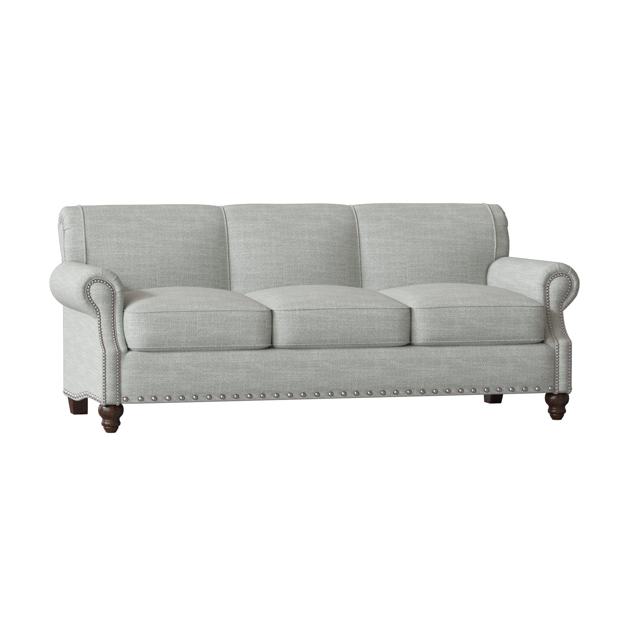 Birch Lane™ Heritage Landry Sofa & Reviews | Birch Lane Pertaining To Landry Sofa Chairs (Image 10 of 25)