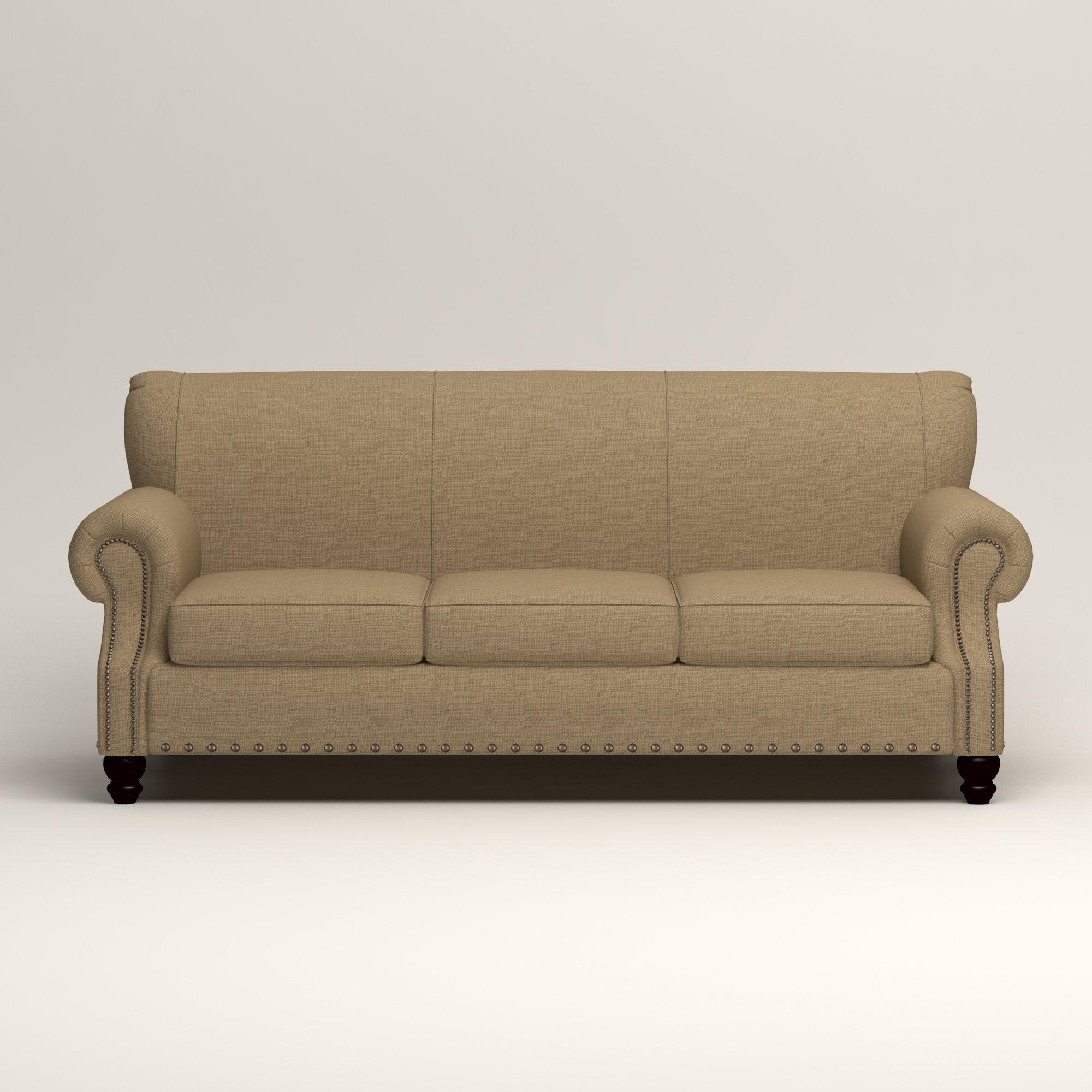 Birch Lane™ Landry Sofa & Reviews | Wayfair With Regard To Landry Sofa Chairs (View 11 of 25)