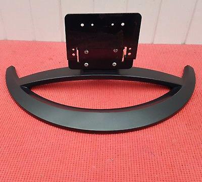 Bj Tv Stands Black Corner Floor Stand With Swivel Mount Bracket Intended For Latest Bjs Tv Stands (View 11 of 25)