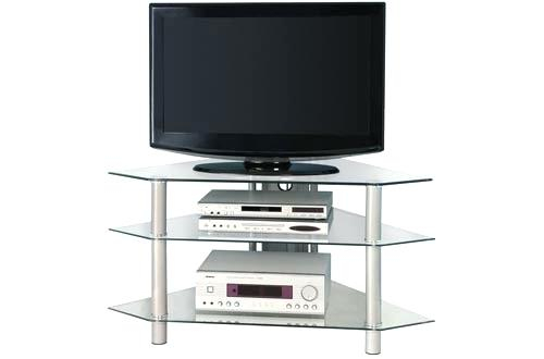 Black Corner Tv Stand For Tvs Up To 60 Ideas Your Weekend Home With Regard To Most Recently Released Black Corner Tv Stands For Tvs Up To  (Image 4 of 25)