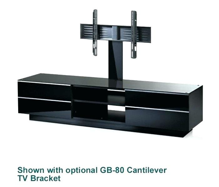 Black Tv Cabinet – Cibi Regarding Recent Black Tv Cabinets With Drawers (Image 8 of 25)