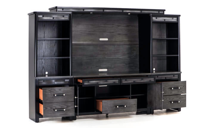 Bob's Discount Furniture Throughout Latest Canyon 64 Inch Tv Stands (Image 4 of 25)