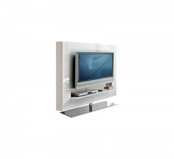 Bonaldo Panorama Swivel Tv Stand (Image 5 of 25)