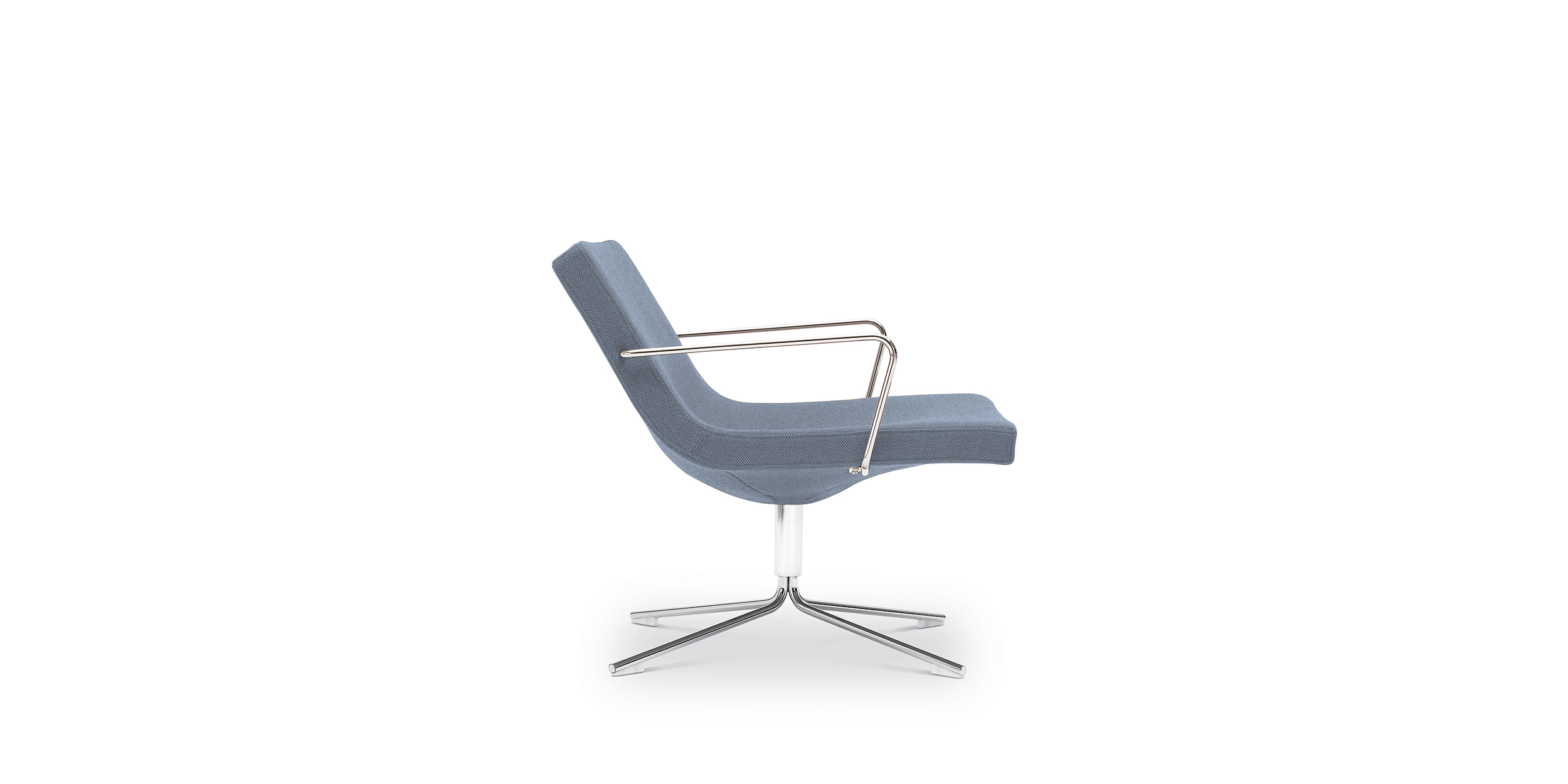 Bond Easy Armchair Modern Design Jean Marie Massaud Offecct Chairs With Mari Swivel Glider Recliners (View 16 of 25)