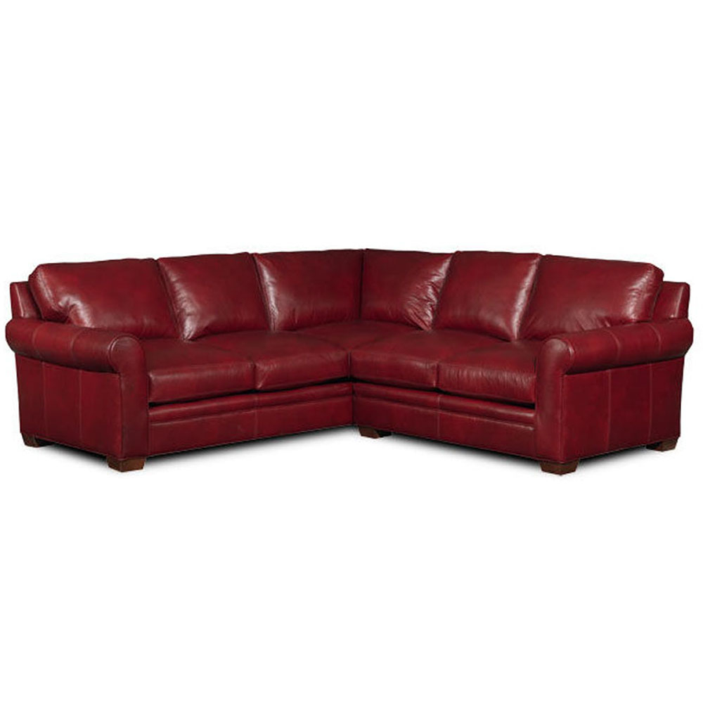 Bradington Young Living Room Landry Sectional – Top Notch Online With Landry Sofa Chairs (Image 13 of 25)