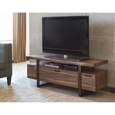 "Brayden Studio Washtenaw Tv Stand For Tvs Up To 60"" & Reviews (View 19 of 25)"