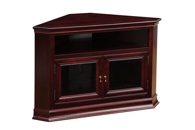 Breckenridge #32 Corner Tv Regarding Recent Small Corner Tv Stands (Image 6 of 25)