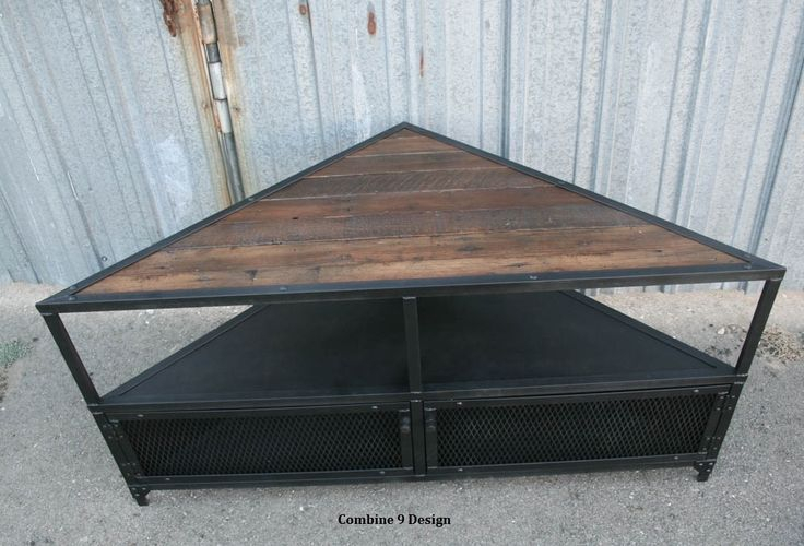 Buy A Handmade Corner Unit / Tv Stand (Image 7 of 25)