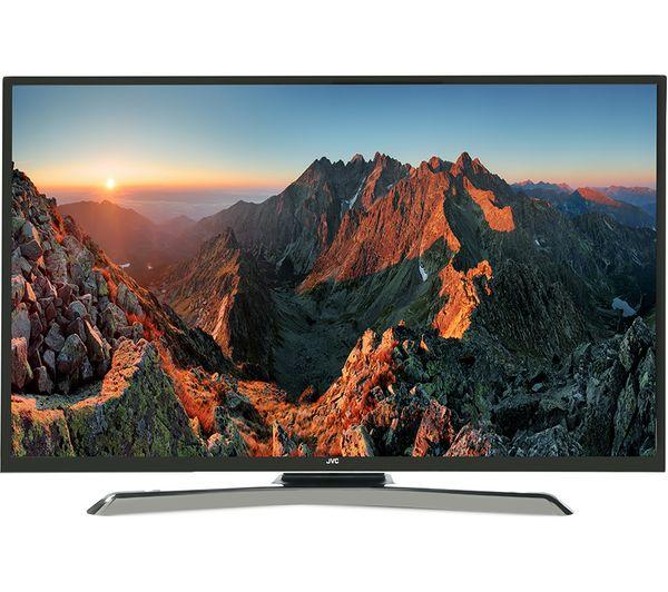 "Buy Jvc Lt 40C880 40"" Smart 4K Ultra Hd Hdr Led Tv (Image 4 of 25)"