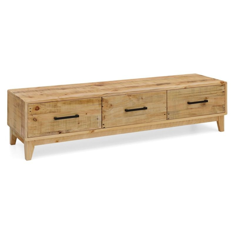 Buy With Most Recent Pine Tv Stands (Image 3 of 25)