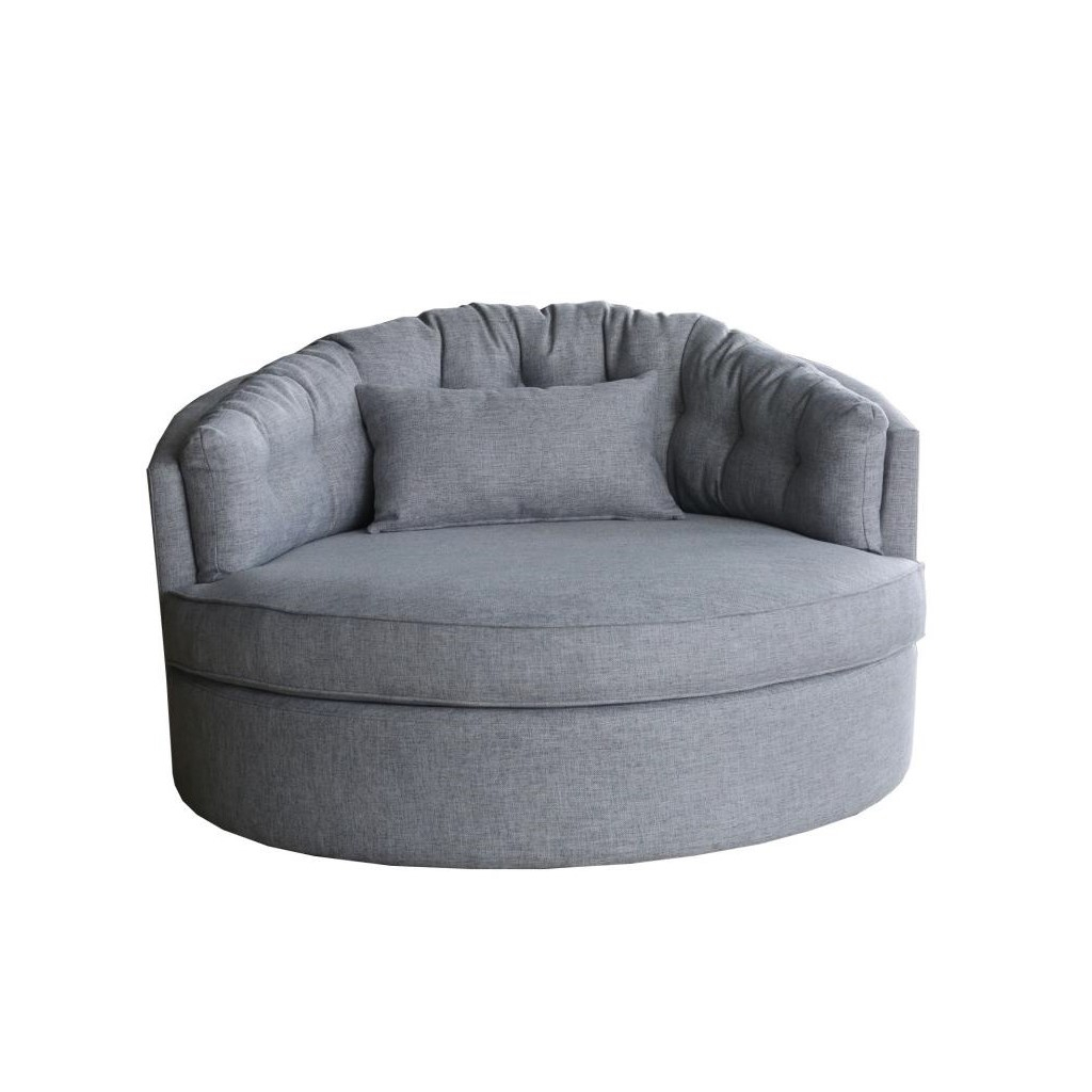 Callie Swivel Chair | Thriftway Furniture Pertaining To Callie Sofa Chairs (Image 15 of 25)