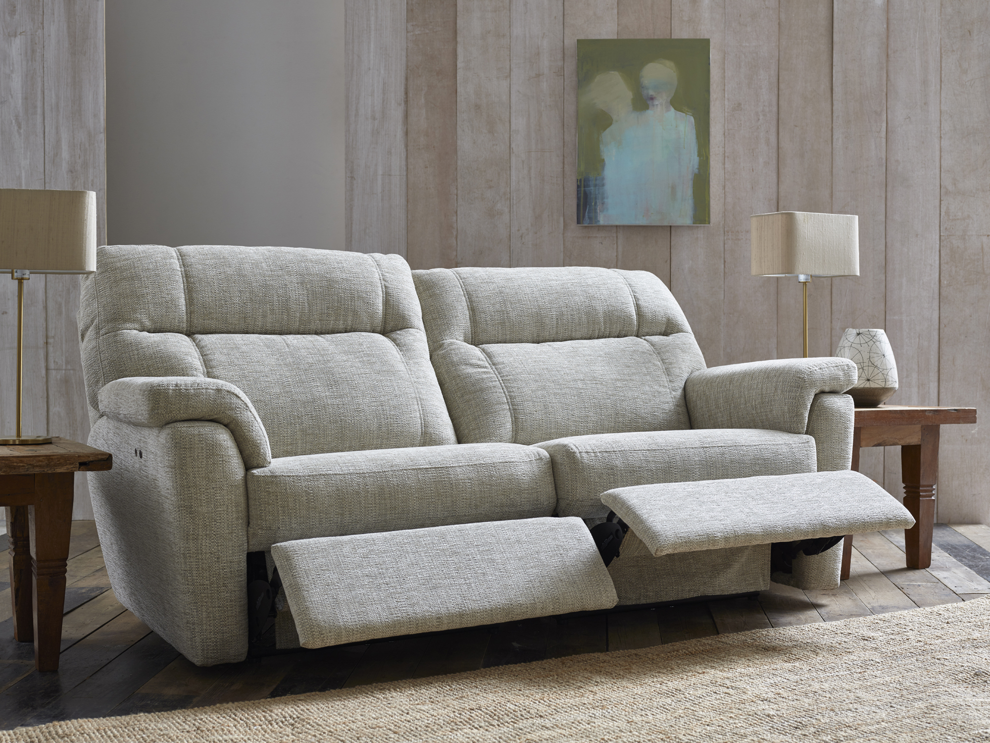 Cameron Fabric Sofa & Chair Collection In Cameron Sofa Chairs (Image 7 of 25)
