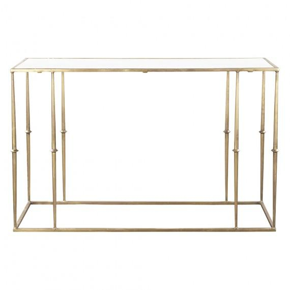 Cantabriamusica Inside Popular Elke Marble Console Tables With Brass Base (Image 10 of 25)