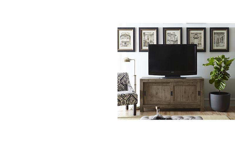 "Canyon Media 56"" Tv Stand, Created For Macy's (Image 5 of 25)"