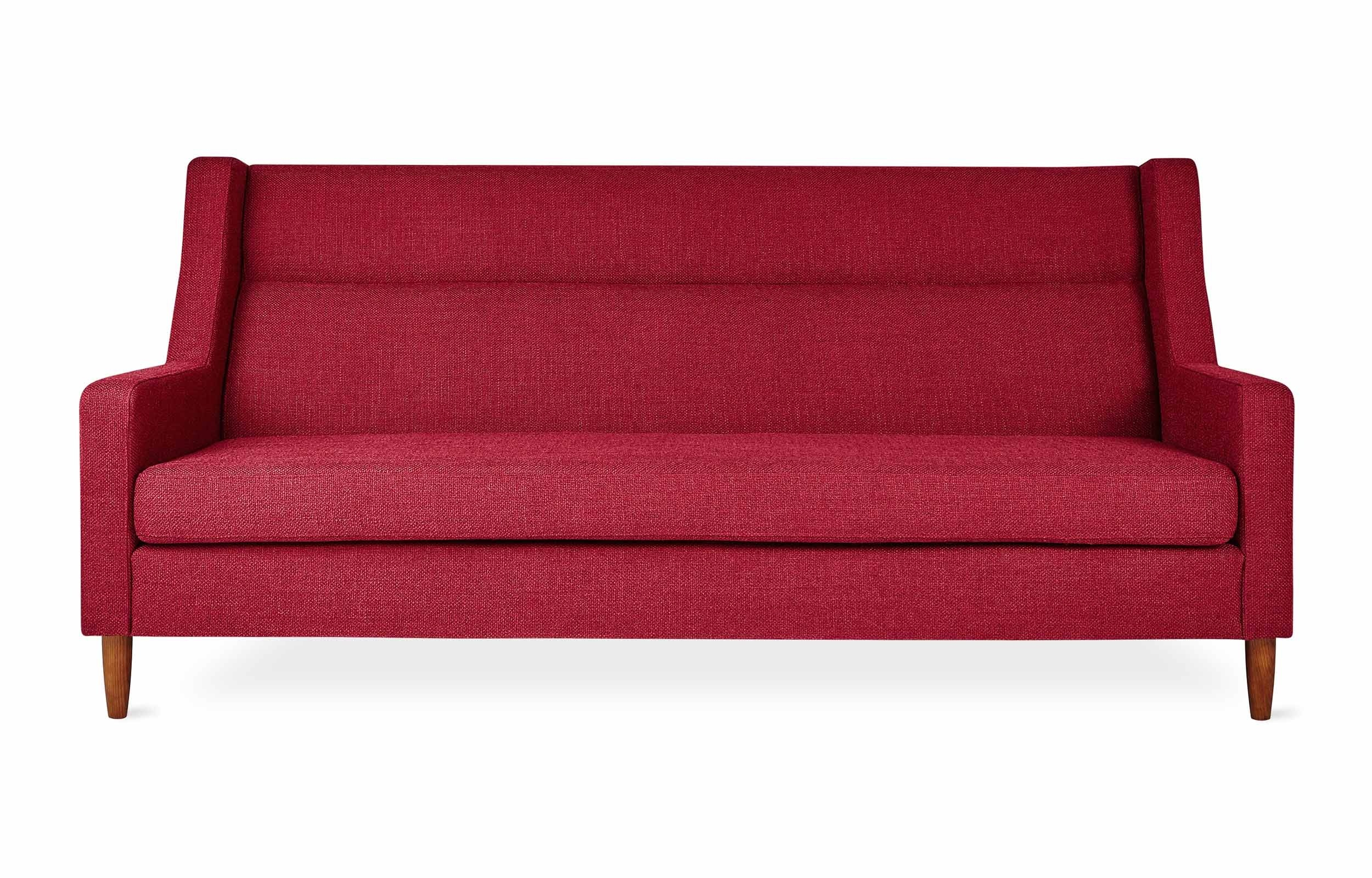 Carmichael Loft Sofa | Viesso With Loft Arm Sofa Chairs (Image 6 of 25)