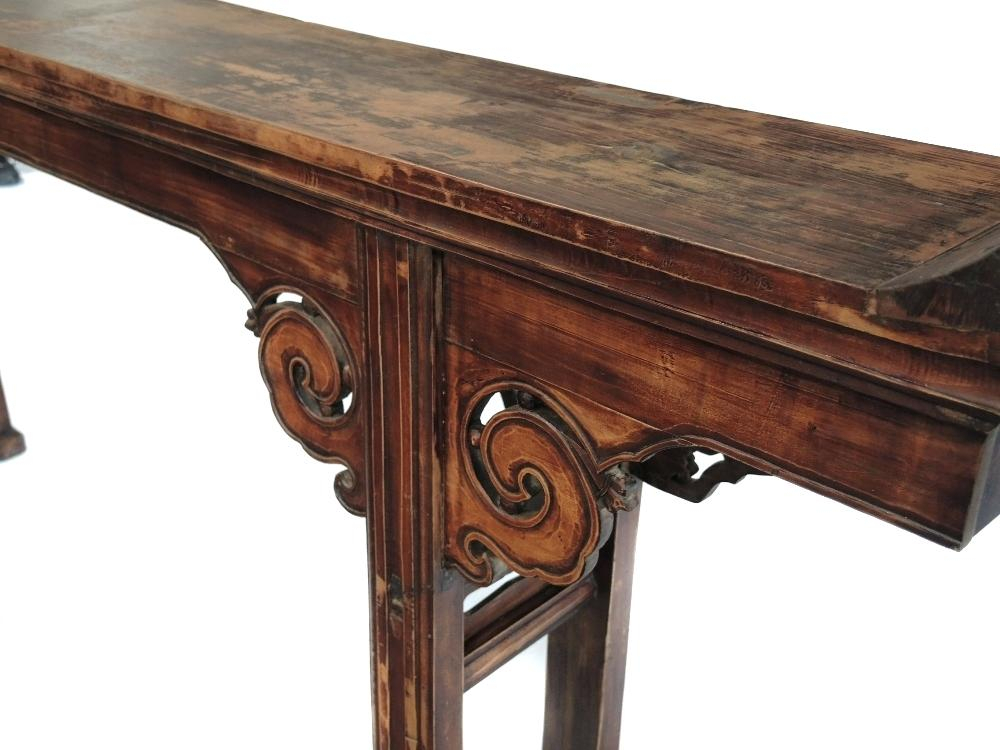 Carved Console Table Xv Carved Console Table Indian Carved Console In Most Current Balboa Carved Console Tables (Image 6 of 25)