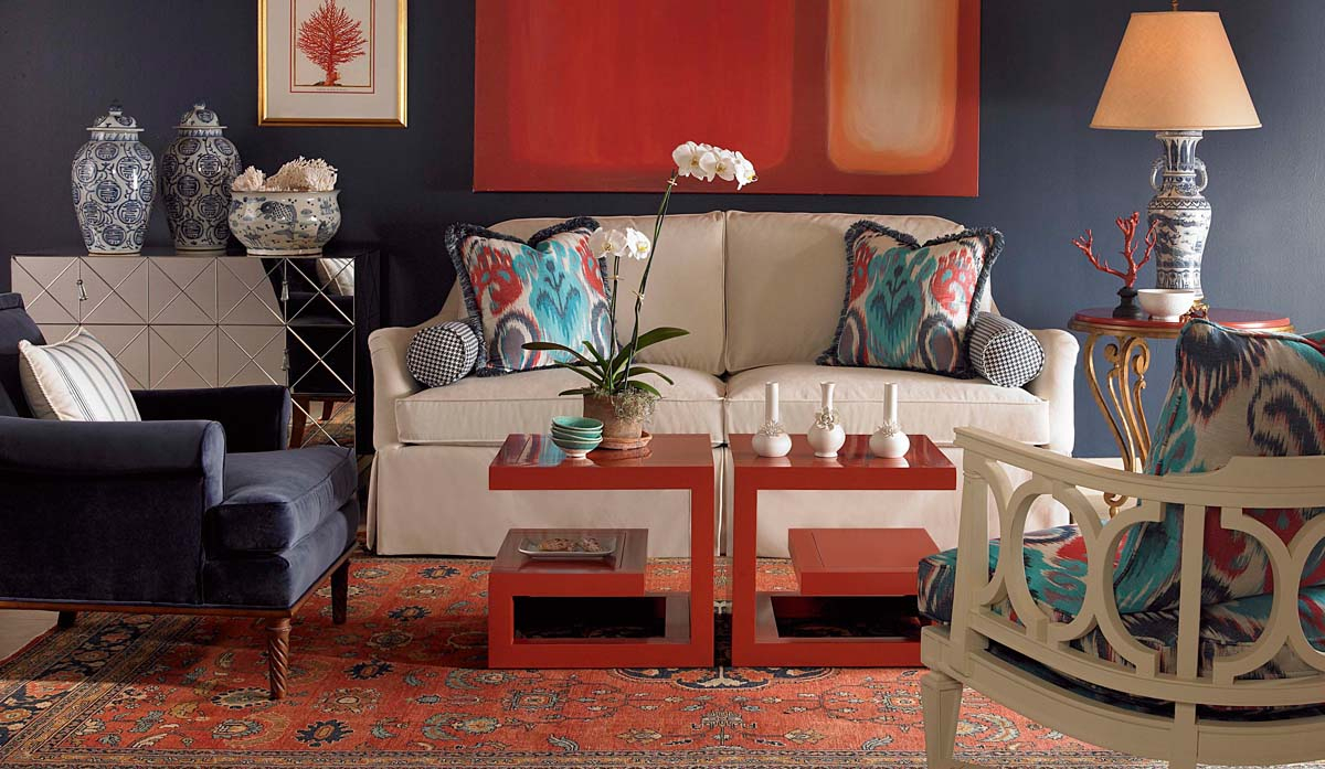 Century Furniture Archives – Karen Mills With Karen Sofa Chairs (View 10 of 25)