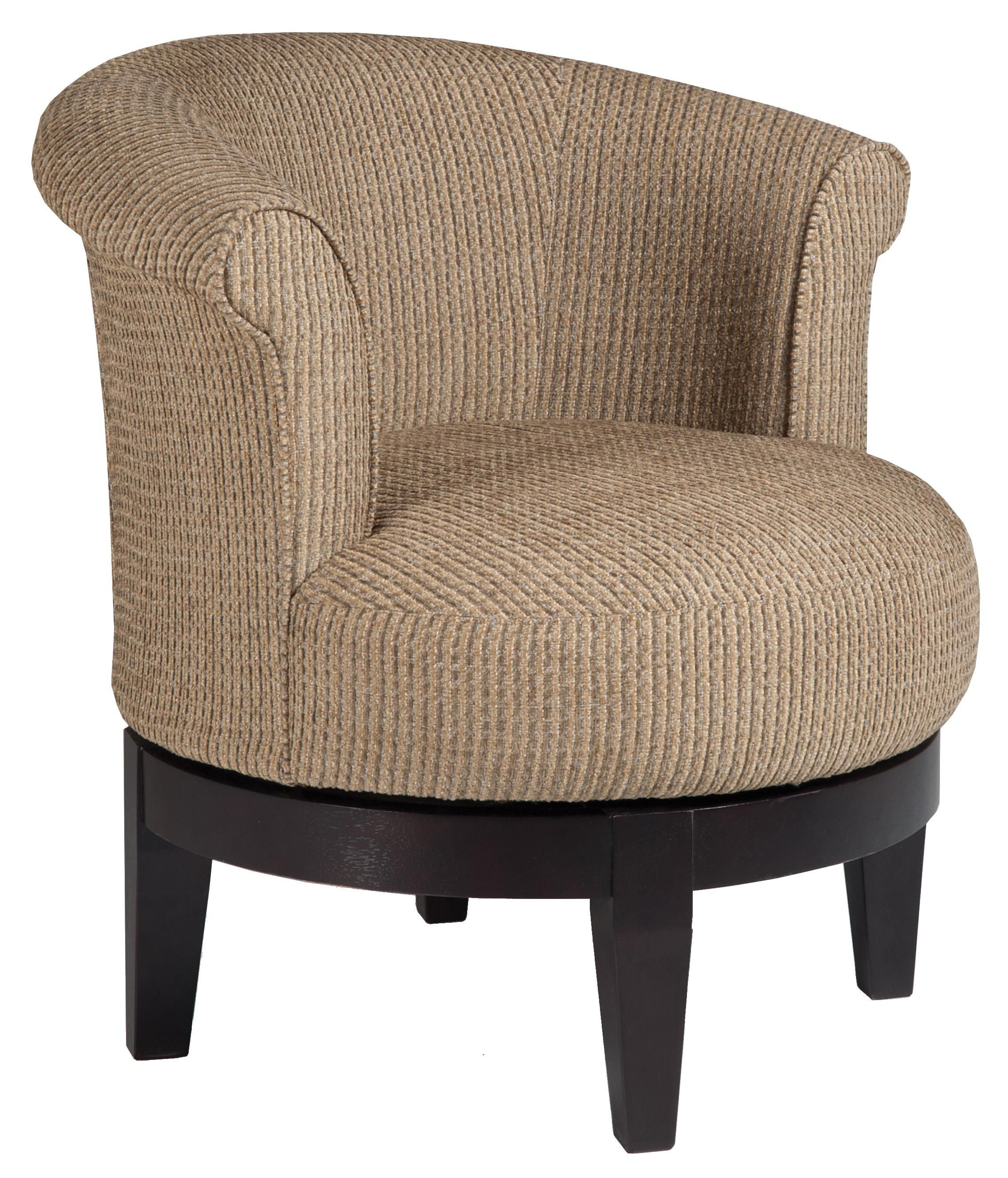 Chairs – Swivel Barrel Attica Swivel Chairbest Home Furnishings Regarding Katrina Beige Swivel Glider Chairs (View 12 of 25)