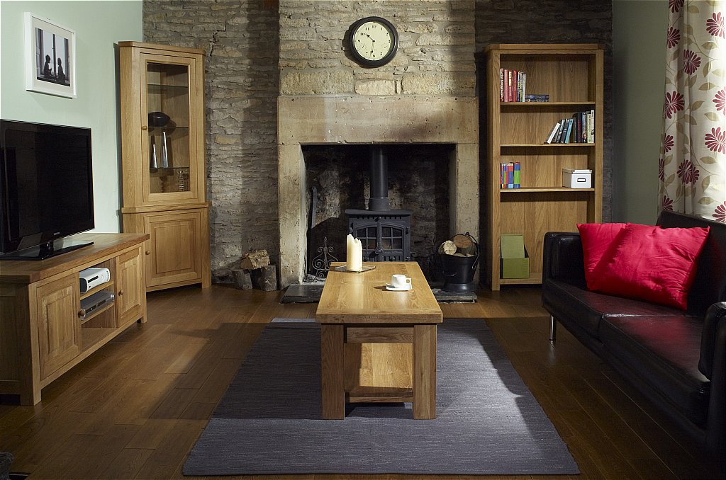 Charltons Furniture – Bretagne Plasma Tv Unit Throughout Well Known Natural 2 Door Plasma Console Tables (View 21 of 25)