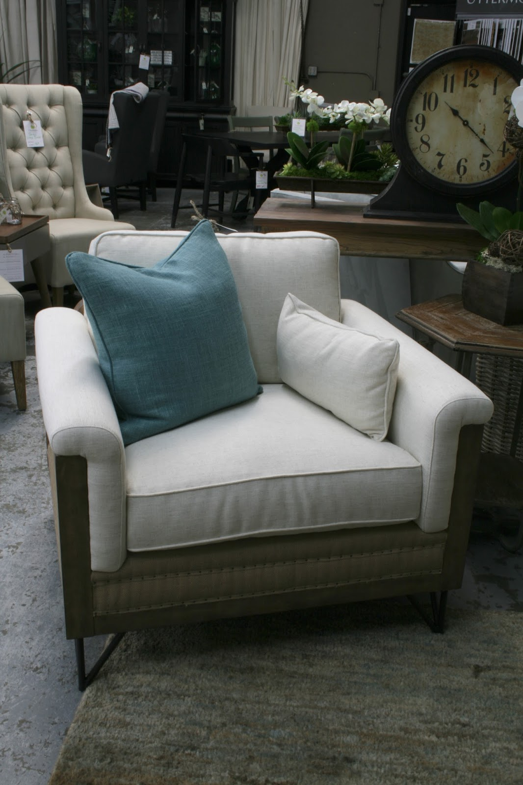 Chartreuse Home Furnishings: June 2017 Throughout Magnolia Home Paradigm Sofa Chairs By Joanna Gaines (View 25 of 25)
