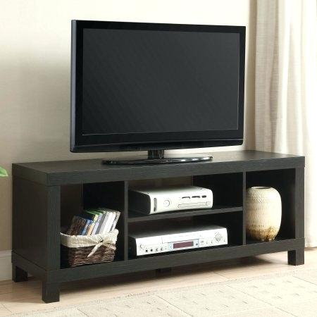 Cheap Black Tv Stands Oxford Series Inch Flat Screen Stand Black Within Trendy Oxford 60 Inch Tv Stands (Image 4 of 25)
