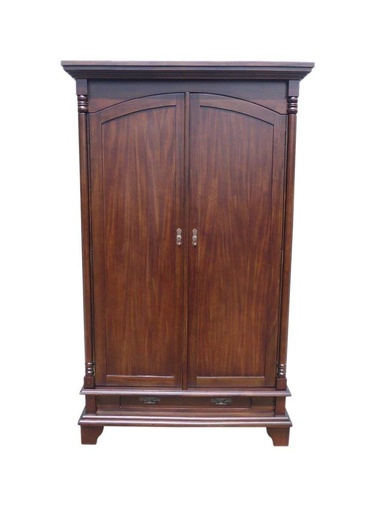 Cheap Solid Wood Tv Armoire, Find Solid Wood Tv Armoire Deals On Inside Favorite Wood Tv Armoire (Image 5 of 25)