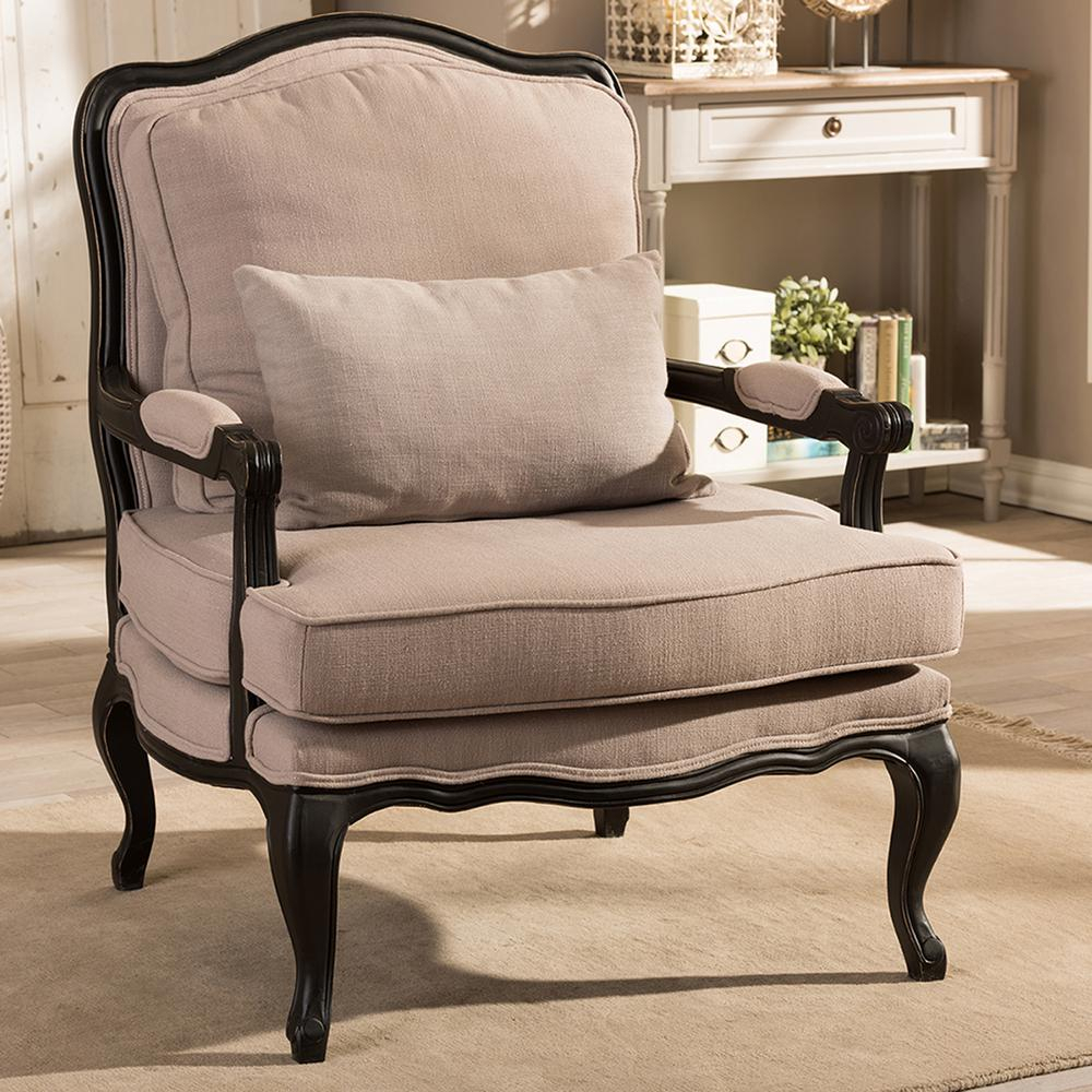 Chevron – Accent Chairs – Chairs – The Home Depot For Amari Swivel Accent Chairs (View 17 of 25)