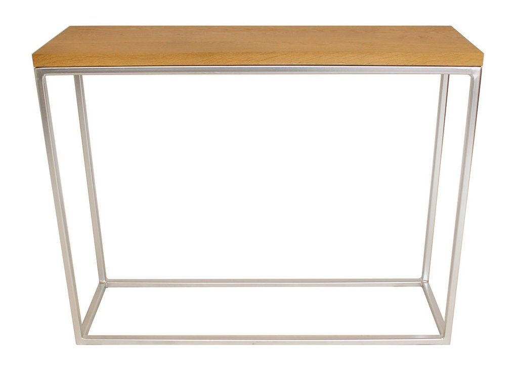 Featured Image of Roman Metal Top Console Tables