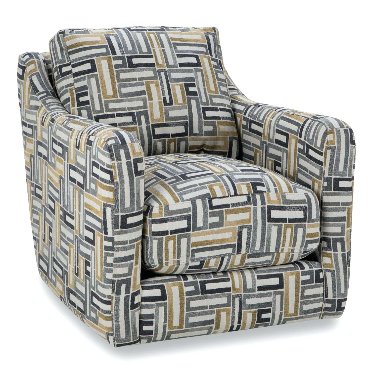 Circuit Swivel Accent Chair Living Spaces Swivel Accent Chair Swivel In Circuit Swivel Accent Chairs (View 11 of 25)