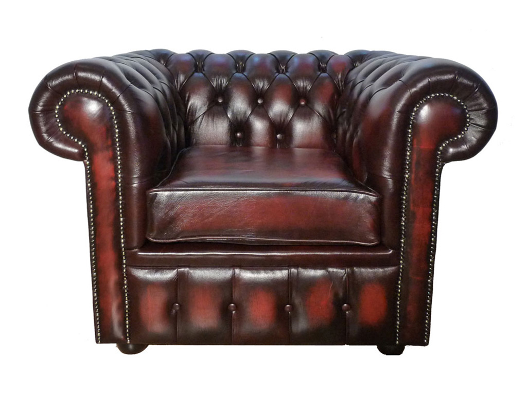 Club Chair : Tufted Leather Chair Leather Club Chair Recliner Shop Intended For Chocolate Brown Leather Tufted Swivel Chairs (View 23 of 25)