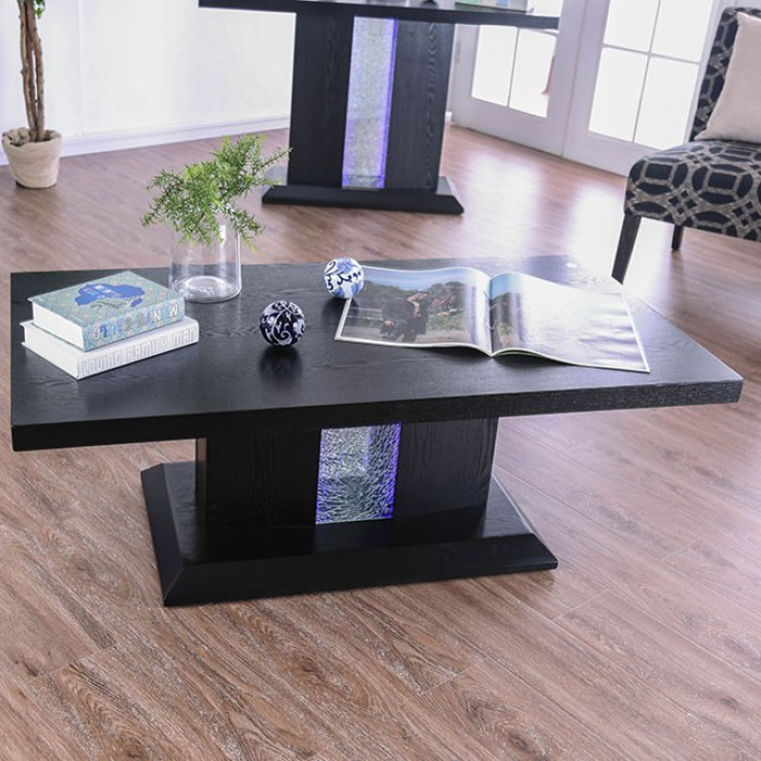 Coffee Table With Widely Used Tobias Media Console Tables (Image 2 of 25)