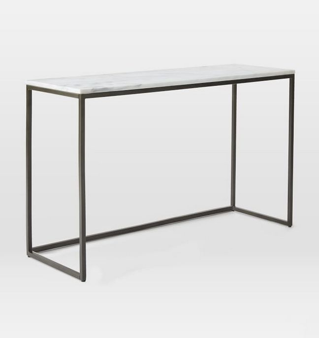 Console Table, Console Regarding Favorite Frame Console Tables (Image 7 of 25)