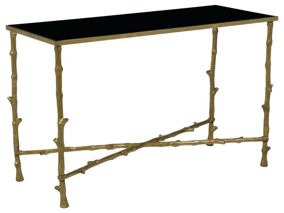Console Table French Ethan Allen Jocelyn Interesting With Court Intended For Well Known Ethan Console Tables (Image 3 of 25)