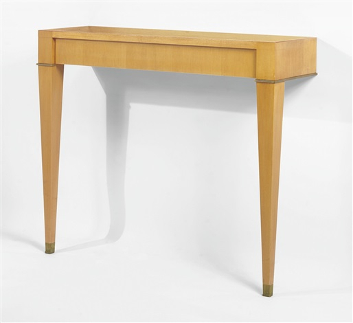 Console Table From The Hotel Royal, Evian, Francejacques Quinet In Preferred Jacque Console Tables (Image 2 of 25)