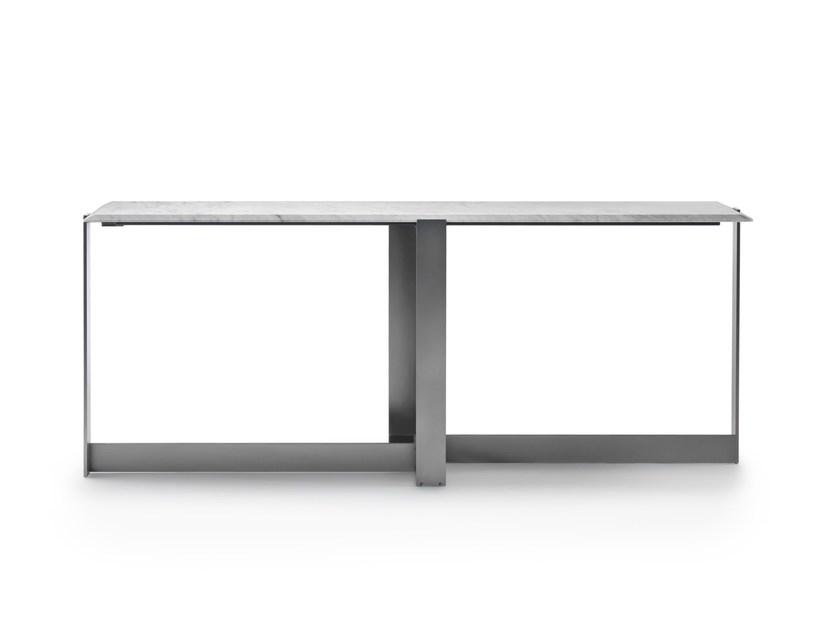 Console Tablemoodflexform Design Roberto Lazzeroni (Image 3 of 25)