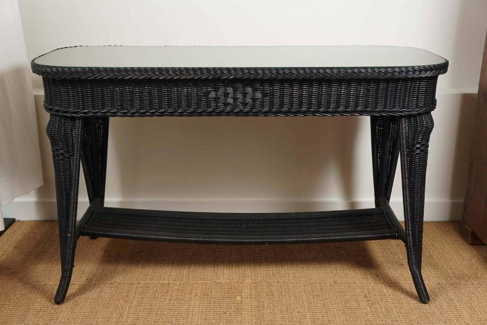 Console Tables (Image 6 of 25)