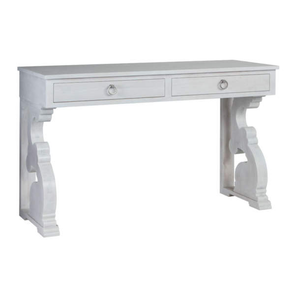 Console Tables Archives • Redford House Throughout Most Recent Archive Grey Console Tables (Image 10 of 25)