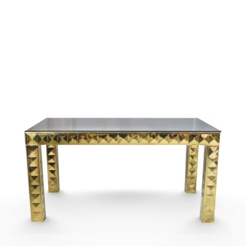 Console Tables Archives – Glam Party Rentals With Well Known Archive Grey Console Tables (Image 9 of 25)