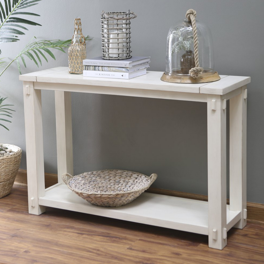 Console Tables – Table Top Trends And Throughout Well Liked Antique White Distressed Console Tables (Image 4 of 25)