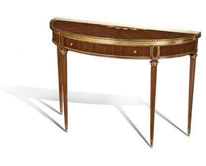 Console Tables (Image 7 of 25)