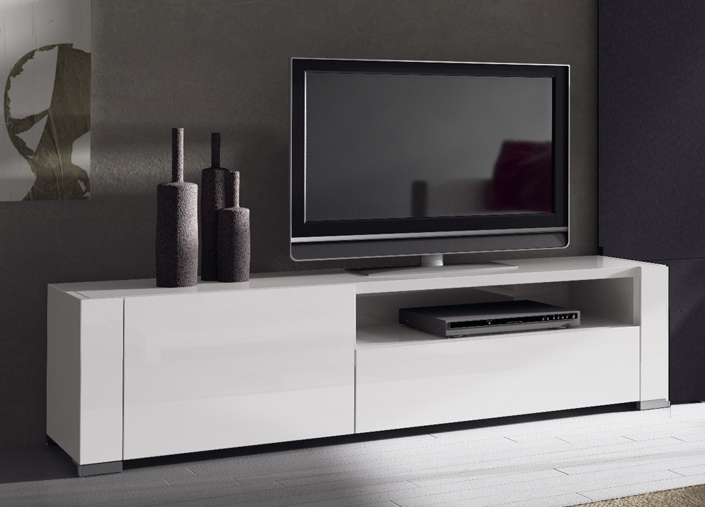 Contemporary Tv Units Intended For 2017 Wide Tv Cabinets (Image 8 of 25)