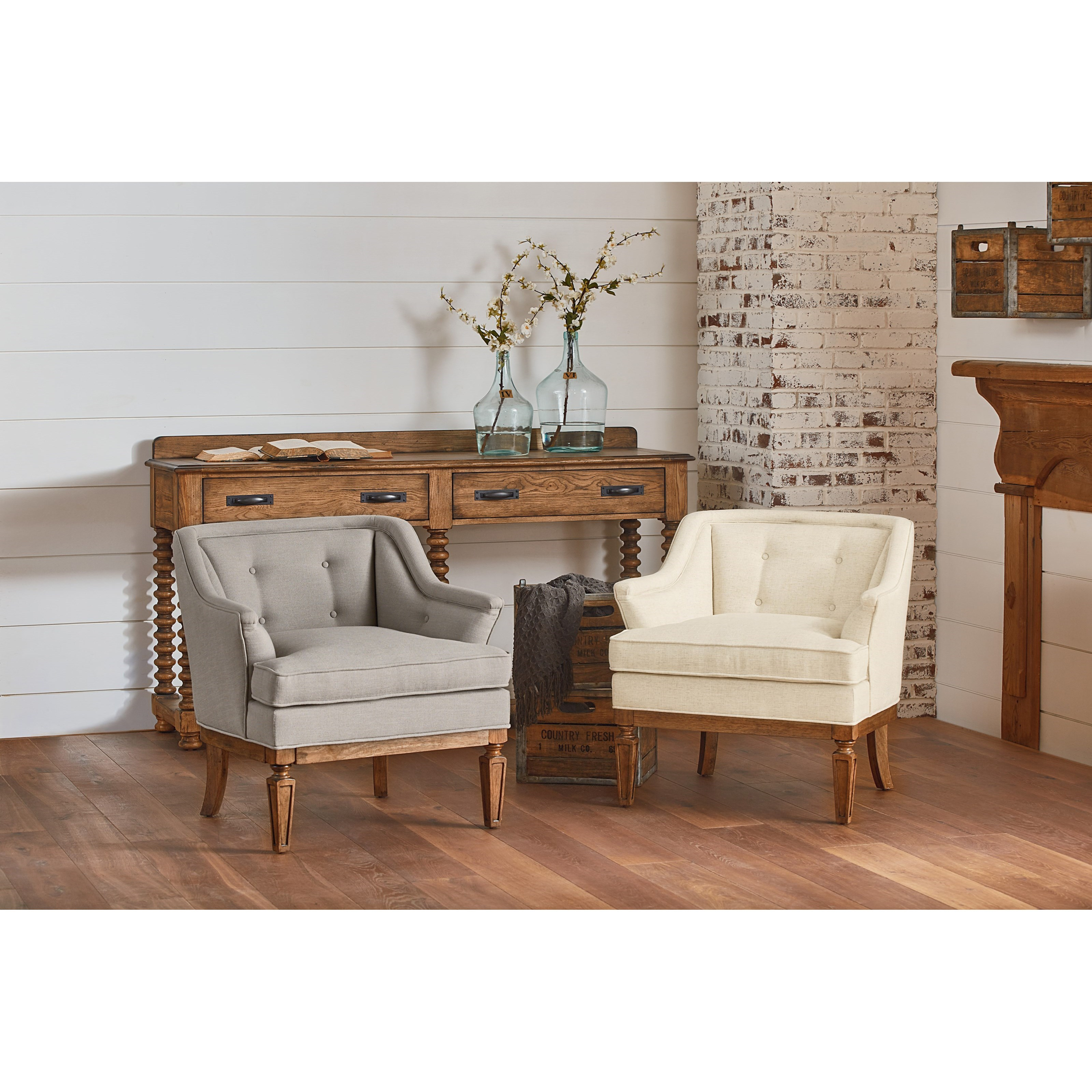 Cordial Magnolia Home Magnolia Homejoanna Gaines House For With Magnolia Home Homestead Sofa Chairs By Joanna Gaines (Image 2 of 25)