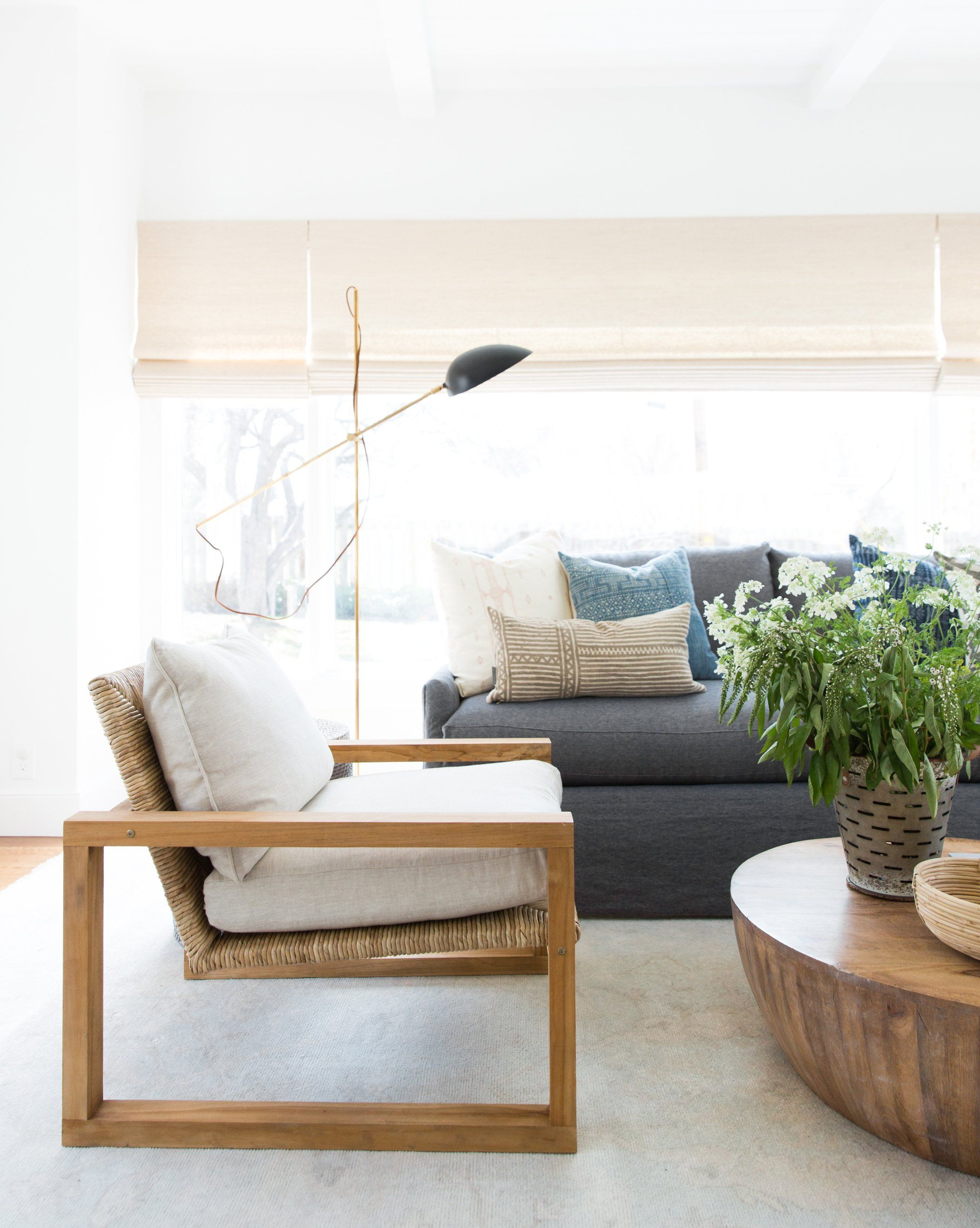 Cosette Chair – Flax In 2018 | Apartment | Pinterest | Living Room Within Cosette Leather Sofa Chairs (Image 7 of 25)