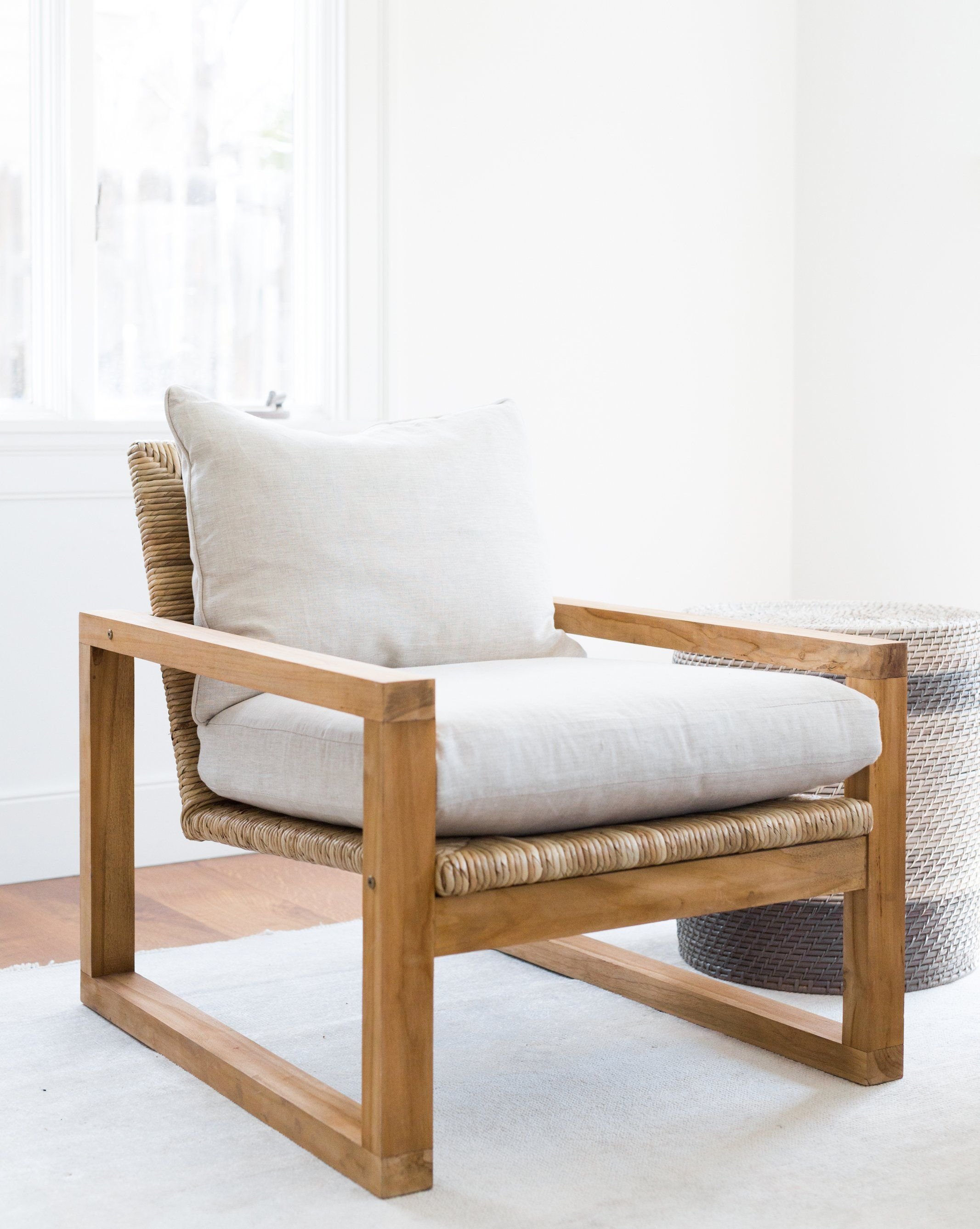 Cosette Chair – Flax In 2018 | Project Quay | Pinterest | Chair Within Cosette Leather Sofa Chairs (Image 8 of 25)