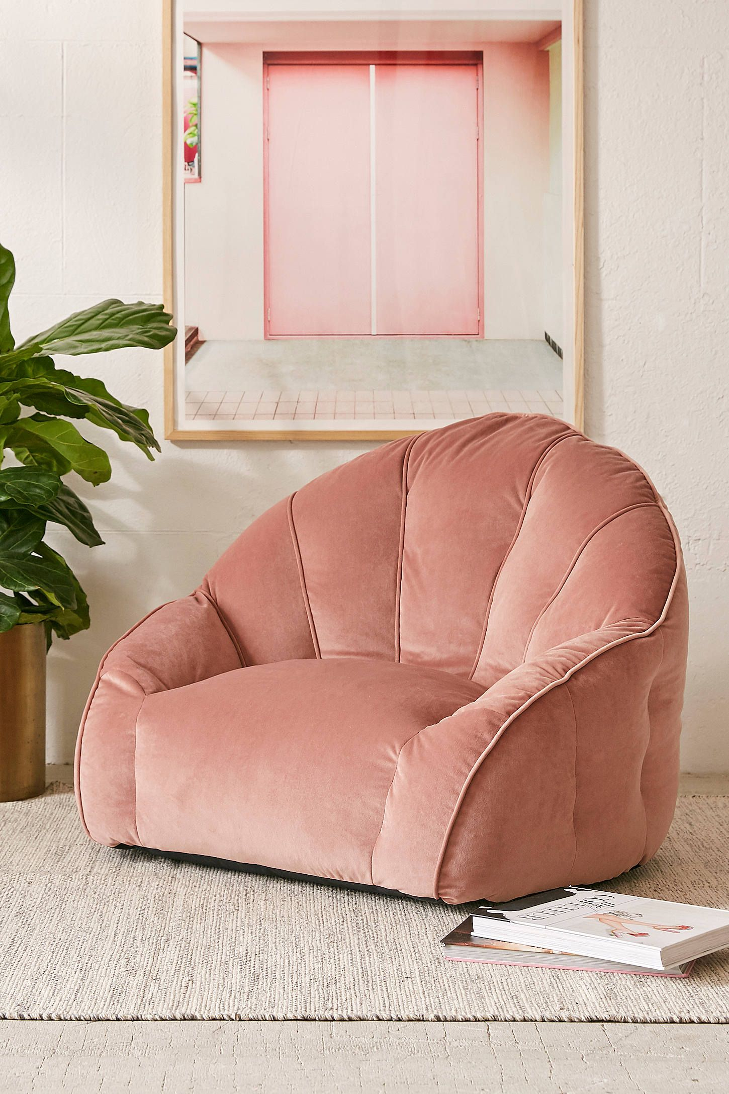 Cosette Velvet Lounge Chair In 2018 | Home Ly | Pinterest | Chair In Cosette Leather Sofa Chairs (Image 17 of 25)