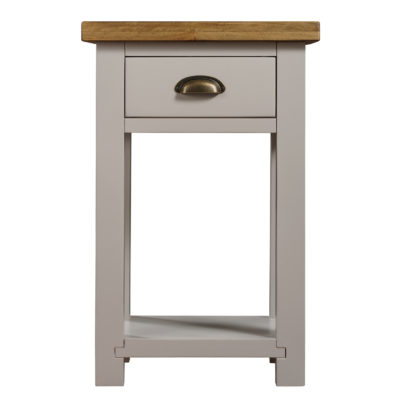 Cotswold Grey 1 Drawer Console Table Archives – Tickety Boo – Home Throughout Most Popular Archive Grey Console Tables (Image 11 of 25)