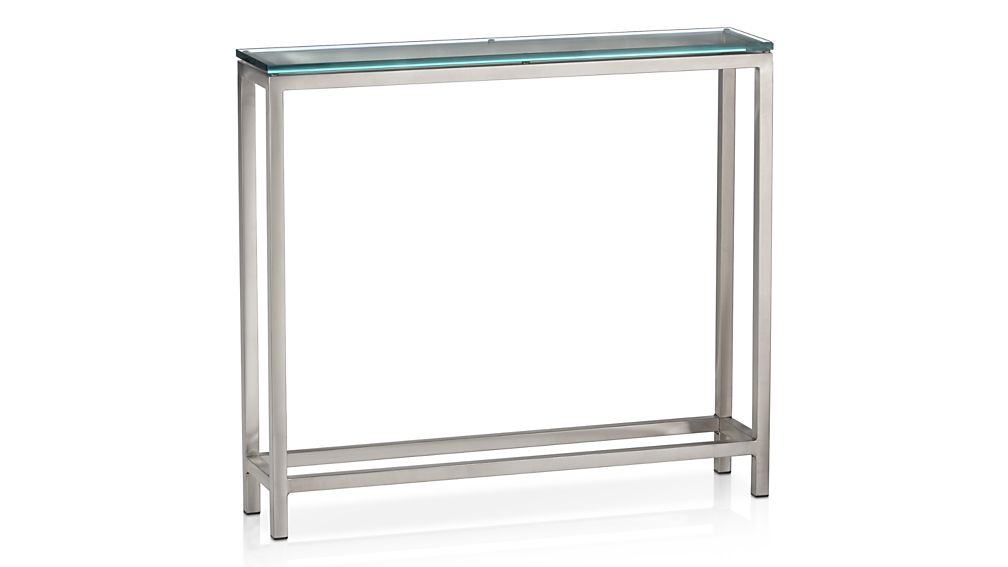 Featured Image of Era Glass Console Tables