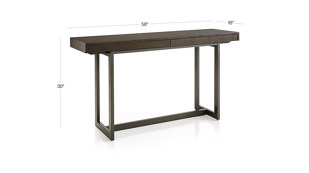 Featured Image of Archive Grey Console Tables