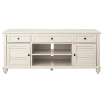 Current Cheap White Tv Stands Inside White – Cottage – Tv Stands – Living Room Furniture – The Home Depot (Image 6 of 25)